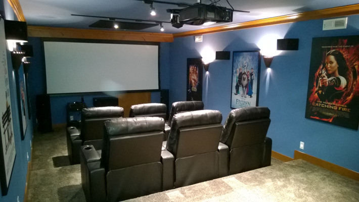 Bellevue Home Theater After